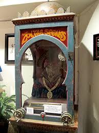 Zoltar on display
