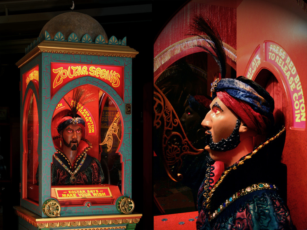 Zoltar and zoltan alike or different the gilbert for Movie photos for sale
