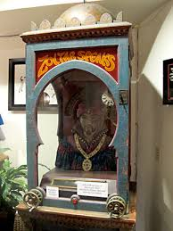Zoltar on display